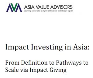 Asia Value Advisors research brief